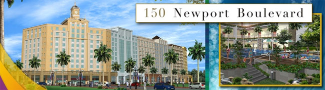 150 Newport Boulevard at Newport City by Megaworld