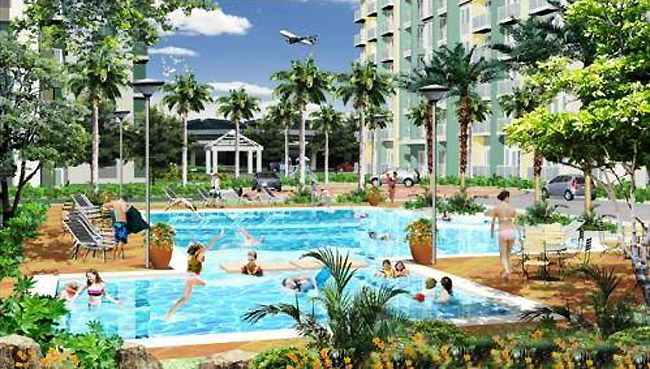 The Palmtree at Newport City by Megaworld