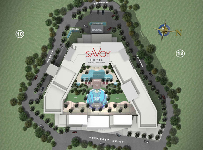 Savoy Hotel at Boracay Newcoast