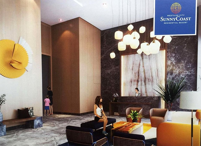 Sunny Coast Residential Resort by Megaworld